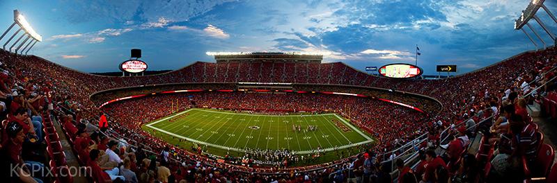 Pictures of Kansas City Chiefs Stadium Kansas City Pictures Kansas